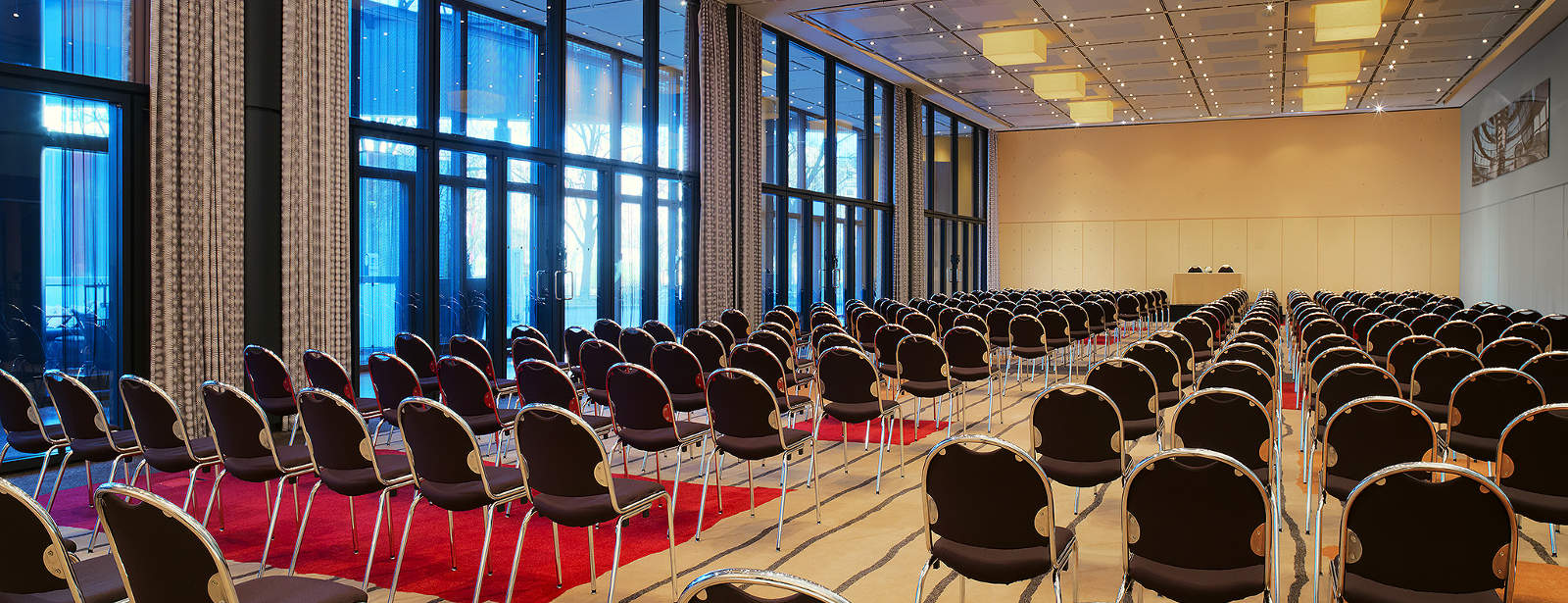Meetings Berlin at Sheraton Grand Hotel Esplanade - Meeting Room Emporio