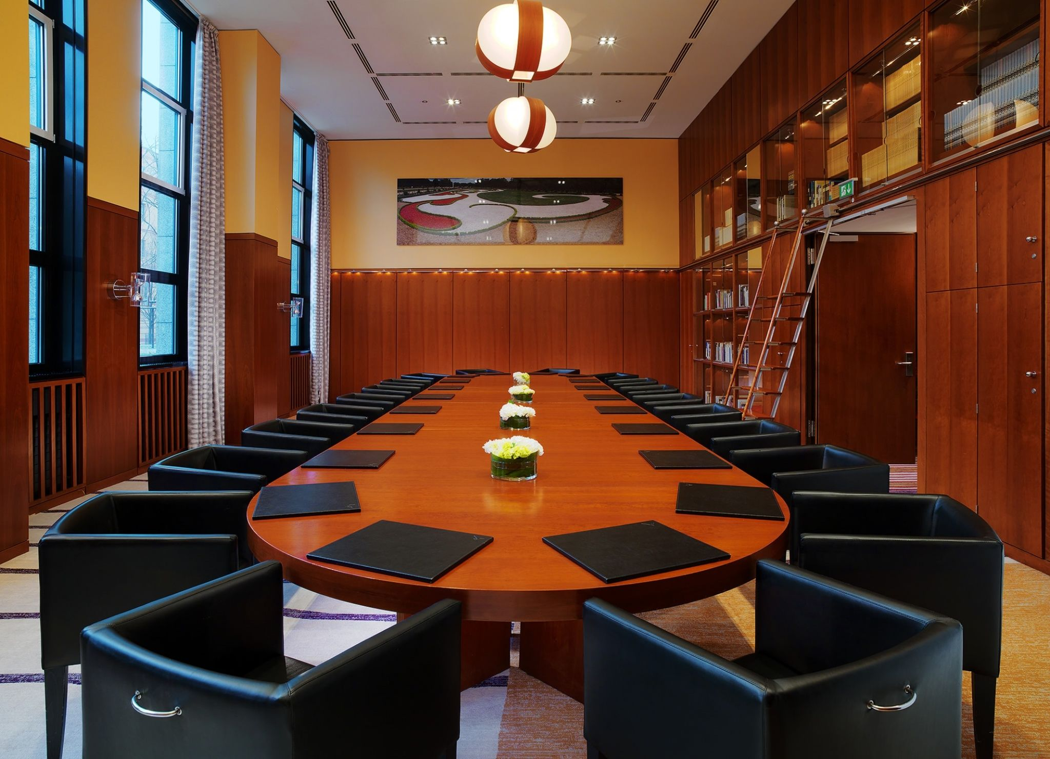 Meetings Berlin: Sheraton Grand Hotel Esplanade: Meeting Room Eton